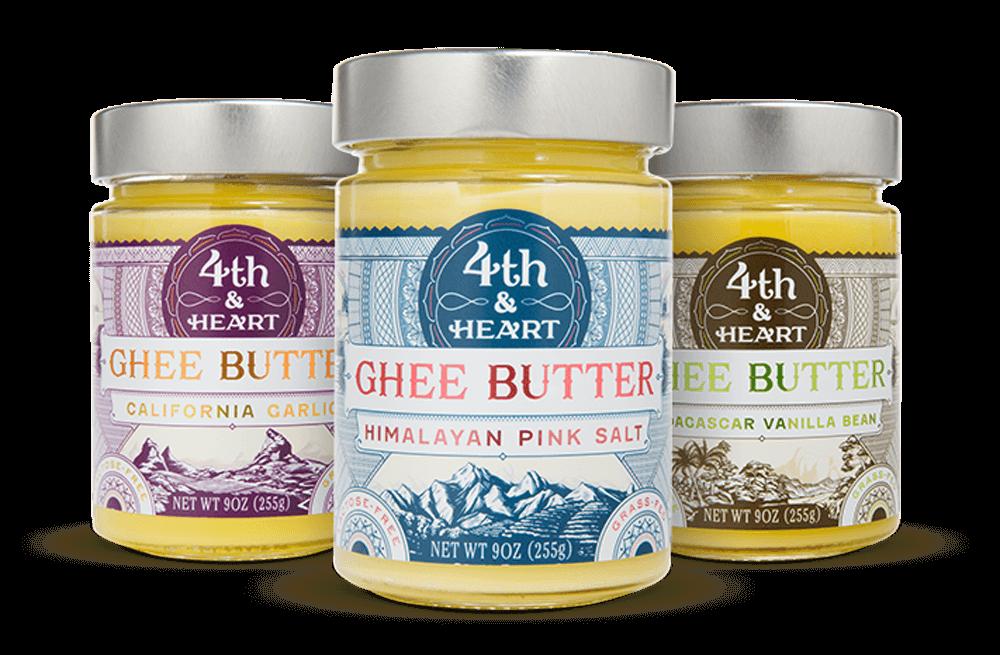 Vanilla Ghee Whole Foods