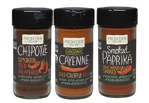 Frontier Co-Op Spices - American Made Paleo Gifts #paleo #nonGMO #usalovelisted