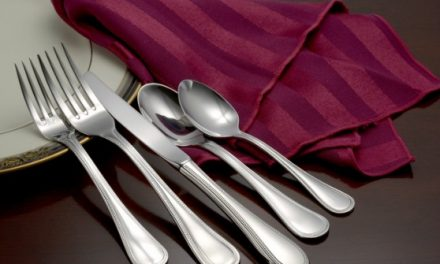 Giveaway: Made in USA Liberty Tabletop Flatware Set