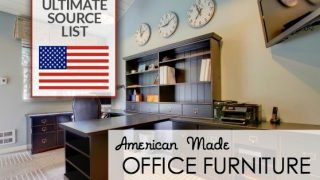 Office Furniture: A Made in USA Source Guide