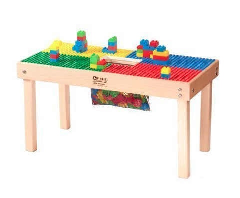 Gifts for kids who love legos: play table made in USA