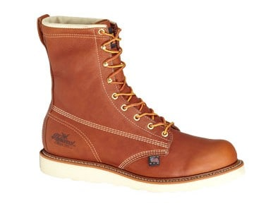 Thorogood boots for men: Made in USA #footwear #giftsformen #usalovelisted