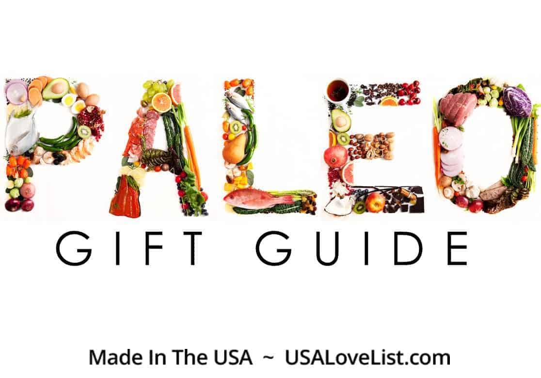 American Made Paleo Gift Guide
