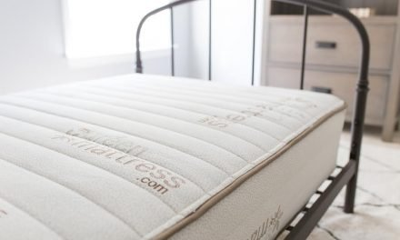 Giveaway: Win A Non-Toxic Mattress From My Green Mattress