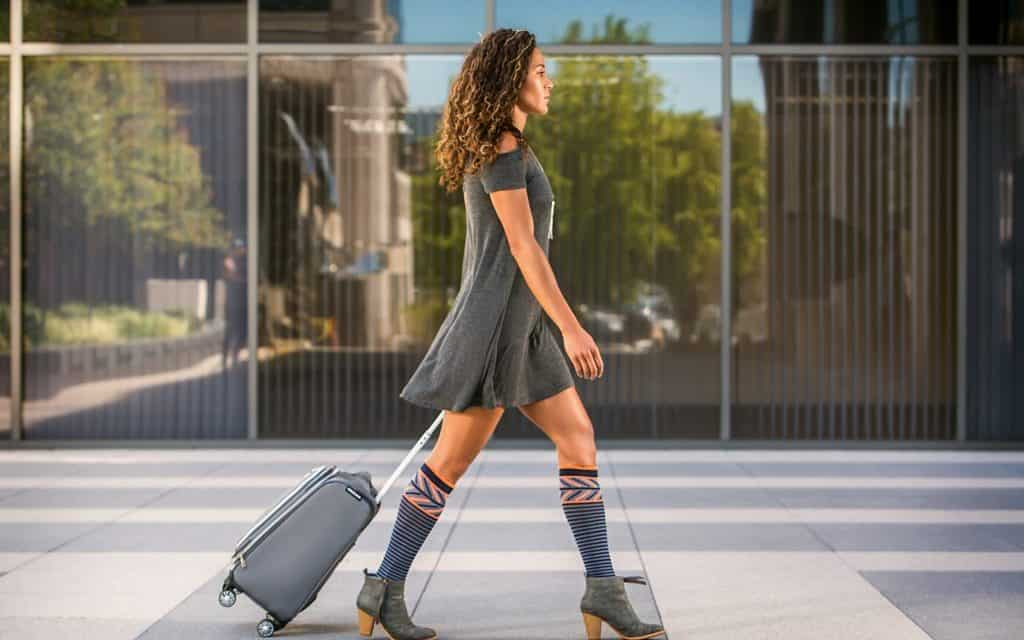 Giveaway: Enter to win 3 pairs of American Made Compression Socks from Lily Trotters, Valued at $144