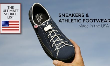 Made in USA Sneakers & Athletic Footwear: The Ultimate Source List