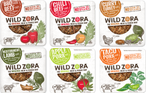 Gluten Free Foods: Wild Zora - Meat and Veggie Bars - Paleo Jerky Save 25% off your Wild Zora order with code USALOVE #paleo #whole30 #usalovelisted