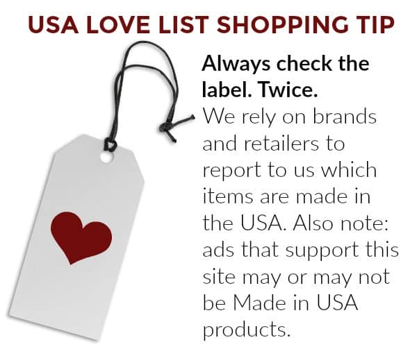 4761b8e69b Made in USA Clothing for Kids   The Ultimate Source List • USA Love List
