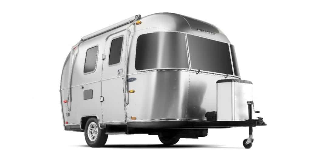 Airstream made in Ohio #usalovelisted