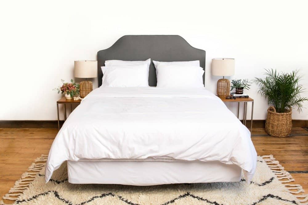 Preparing for house guests: Authenticity 50 luxury made in USA bedding