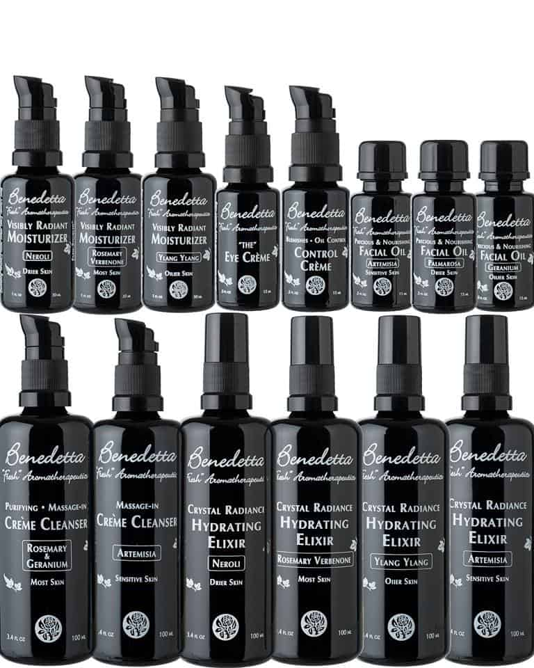 Benedetta Skincare - Cruelty Free, Botanical Based Skincare Hancrafted in Small Batches in California