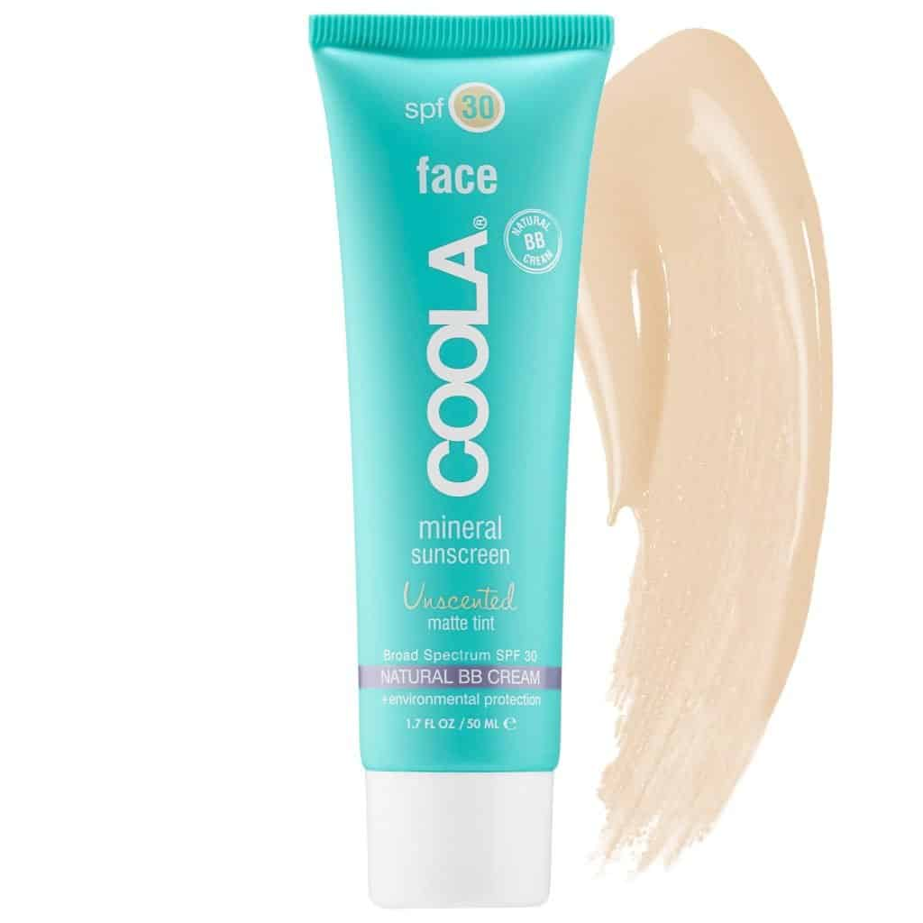 Cruelty free makeup: COOLA - Cruelty Free Mineral Based BB Cream Foundation #usalovelisted #crueltyfree #beauty
