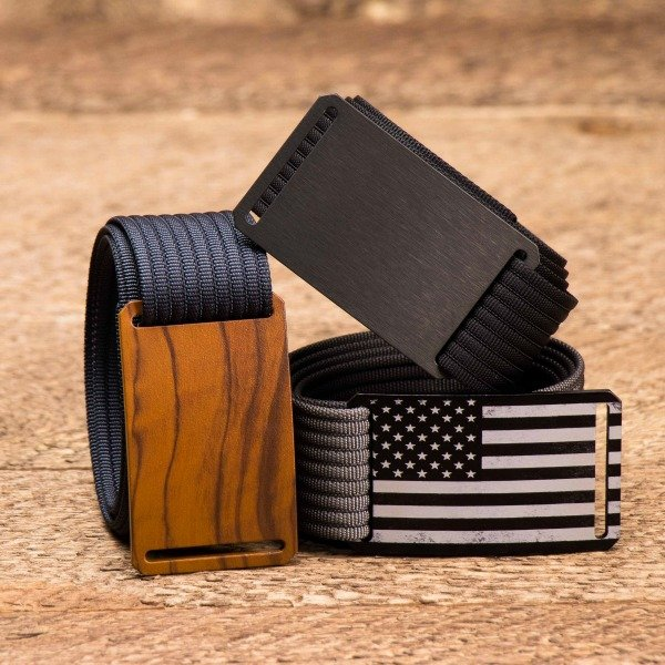 Unique gifts for Men: Grip6 web belts #usalovelisted #fathersday #gifts