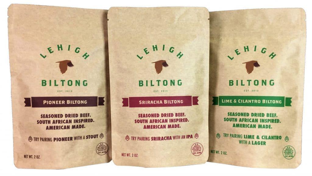 Lehigh Biltong - Made from American Beef - Biltong Jerky vs Beef Jerky