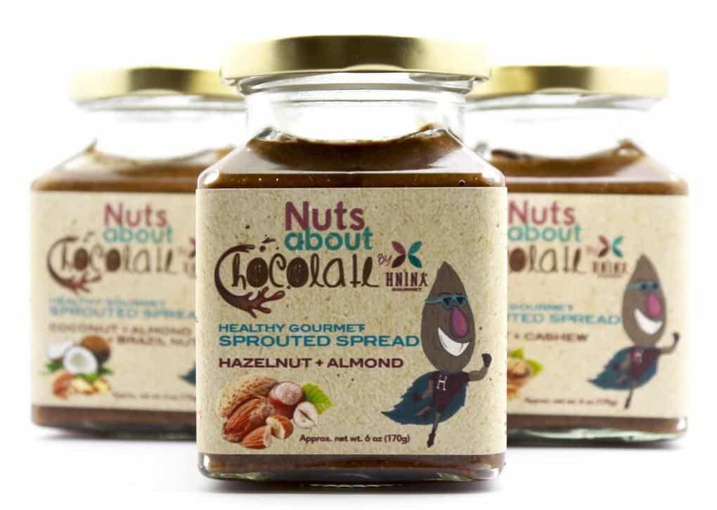 Vegan Nutella Alternatives: Nuts About Chocolate #PalmOilFree #Vegan #paleo #usalovelisted