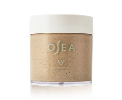 Best shaving tips for smooth legs: OSEA Undaria Body Polish #usalovelisted