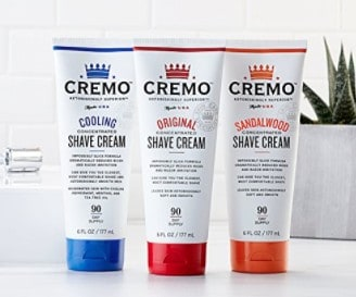Best shaving tips for smooth legs: CREMO shave cream #usalovelisted #shavingtips