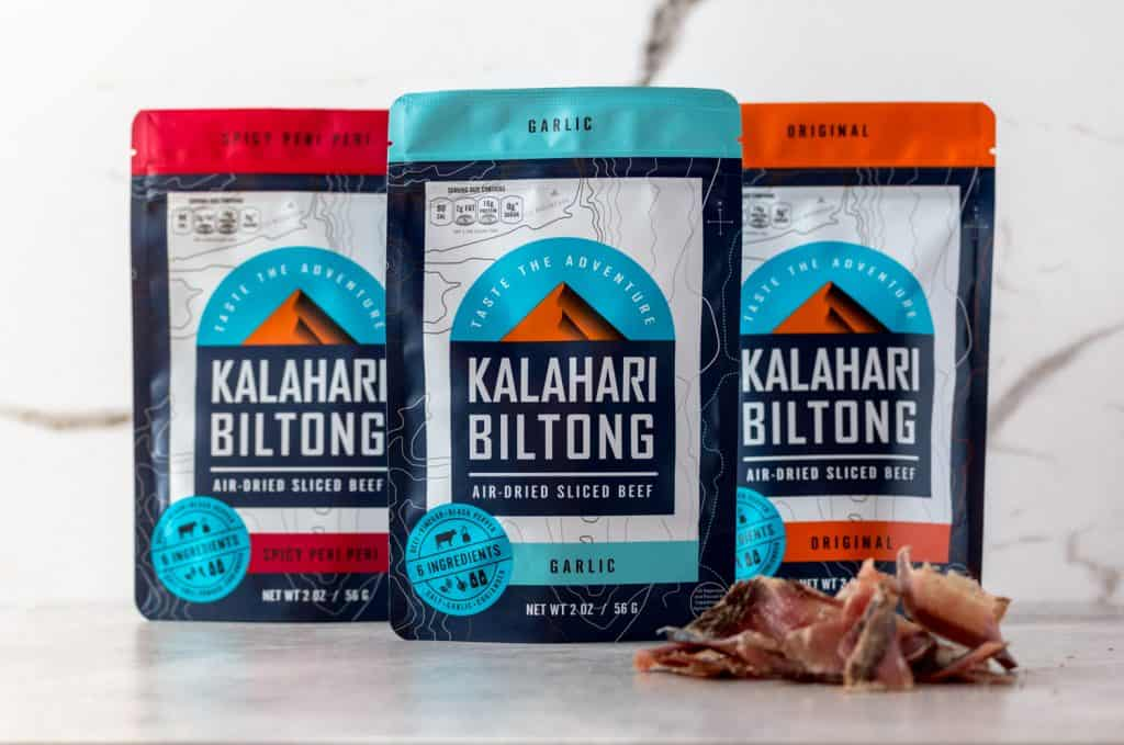 What is Beef Biltong Jerky? - Kalahari Biltong - Paleo, Sugar-, Gluten-, MSG-Free Biltong Jerky Made from American Beef