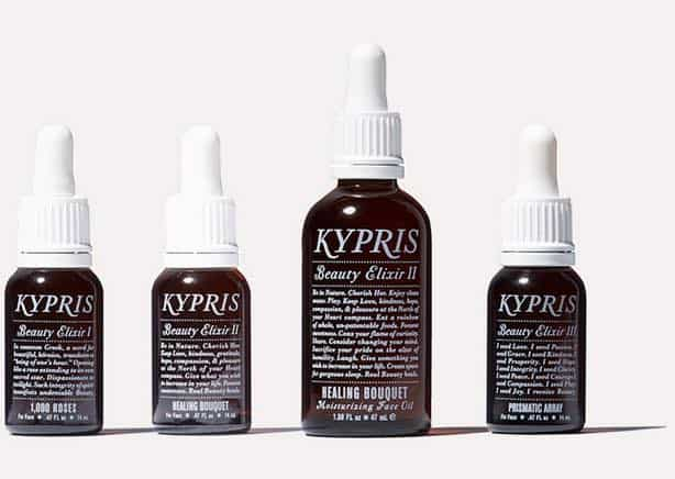 Woman Owned, Organic, Sustainable Sourced, Cruelty Free Makeup and Skincare from Kypris Beauty #usalovelisted #beauty #skincare