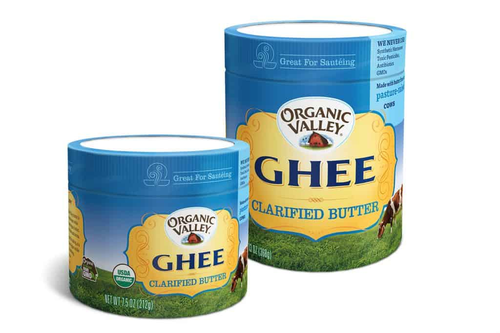 Organic Valley - Organic Clarified Dairy-Free Butter Also Known as Ghee - Great for Whole30