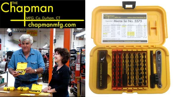 Made in USA Tools: Chapman Mfg. #usalovelisted