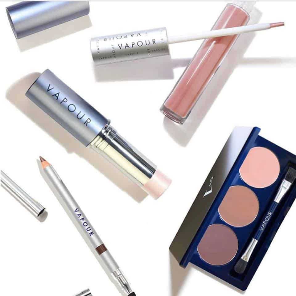 Organic Cruelty Free Makeup brands: Vapour #usalovelisted #beauty