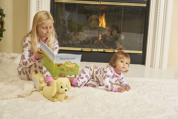 Want Need Wear Read: Brian the Pekingese organic cotton PJs #usalovelisted #gifts #madeinUSA