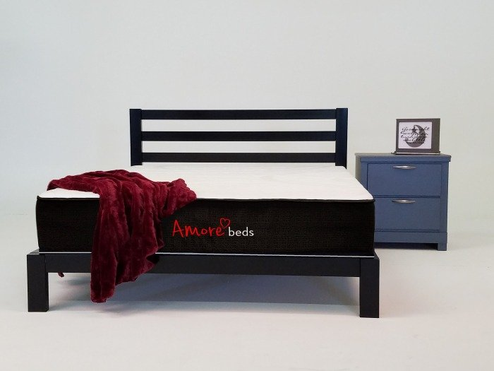 Buying a Mattess, Made in USA: Amore Beds affordable factory direct #mattress #flippable #usalovelisted