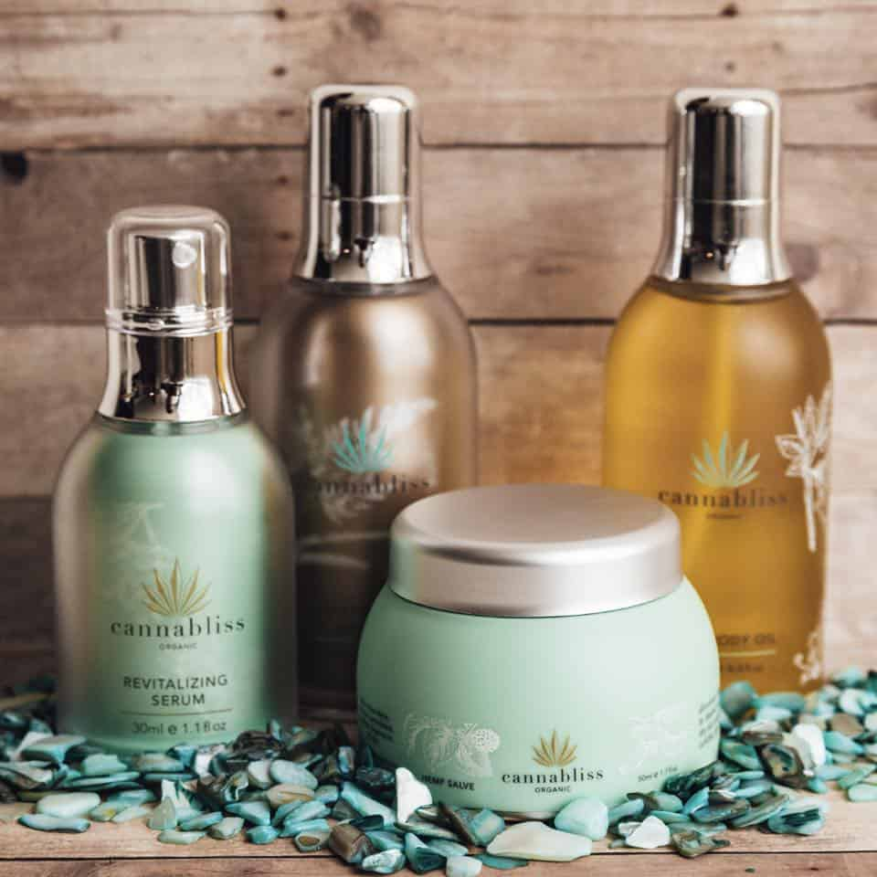 Cruelty free beauty products: Cannabliss Organic, Vegan, Cruelty Free with CBD Oil - Made in USA Beauty Products with Hemp and CBD #usalovelisted #hemp #skincare #cbd #cbdbeauty #antiaging #cannabliss