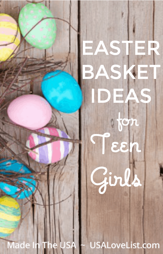 8 easter basket ideas for teen girls or spring splurges for you easter basket ideas for teen girls all made in the usa usalovelisted madeinusa negle Images