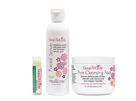 Easter basket ideas for Teen Girls: Good for You Girls body care products #usalovelisted #teenbeauty #goodforyougirls