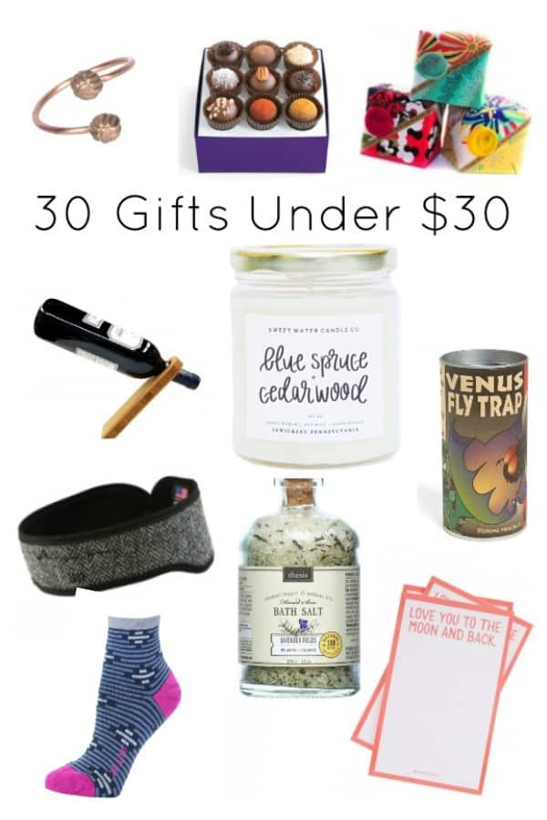 30 American Made Gifts Under $30 for Him and Her - Made in USA Gifts