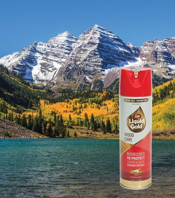 Made in Colorado: Scott's Liquid Gold wood care products