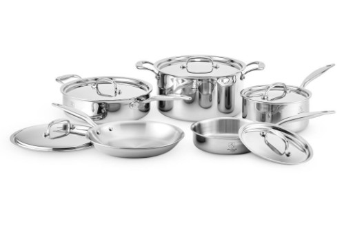 Made in USA Cookware: Hammer Stahl American Clad cookware #usalovelisted