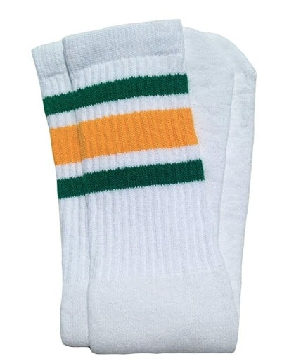 Made in USA socks: SkaterSocks tube socks #usalovelisted