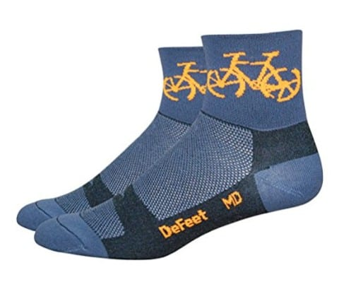 Made in USA Socks: DeFeet cycling and running socks #usalovelisted