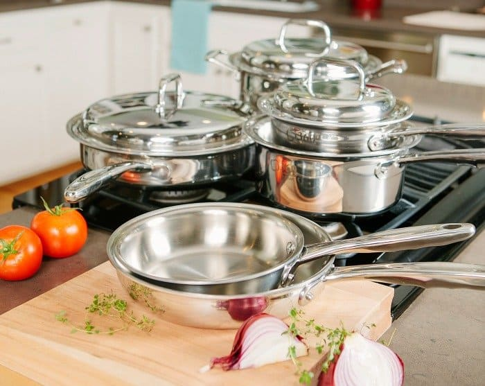 Made in USA Cookware Deal: Save 20% on your 360 Cookware order with promo code USALOVE #usalovelisted #deals #madeinUSA #cookware #cook