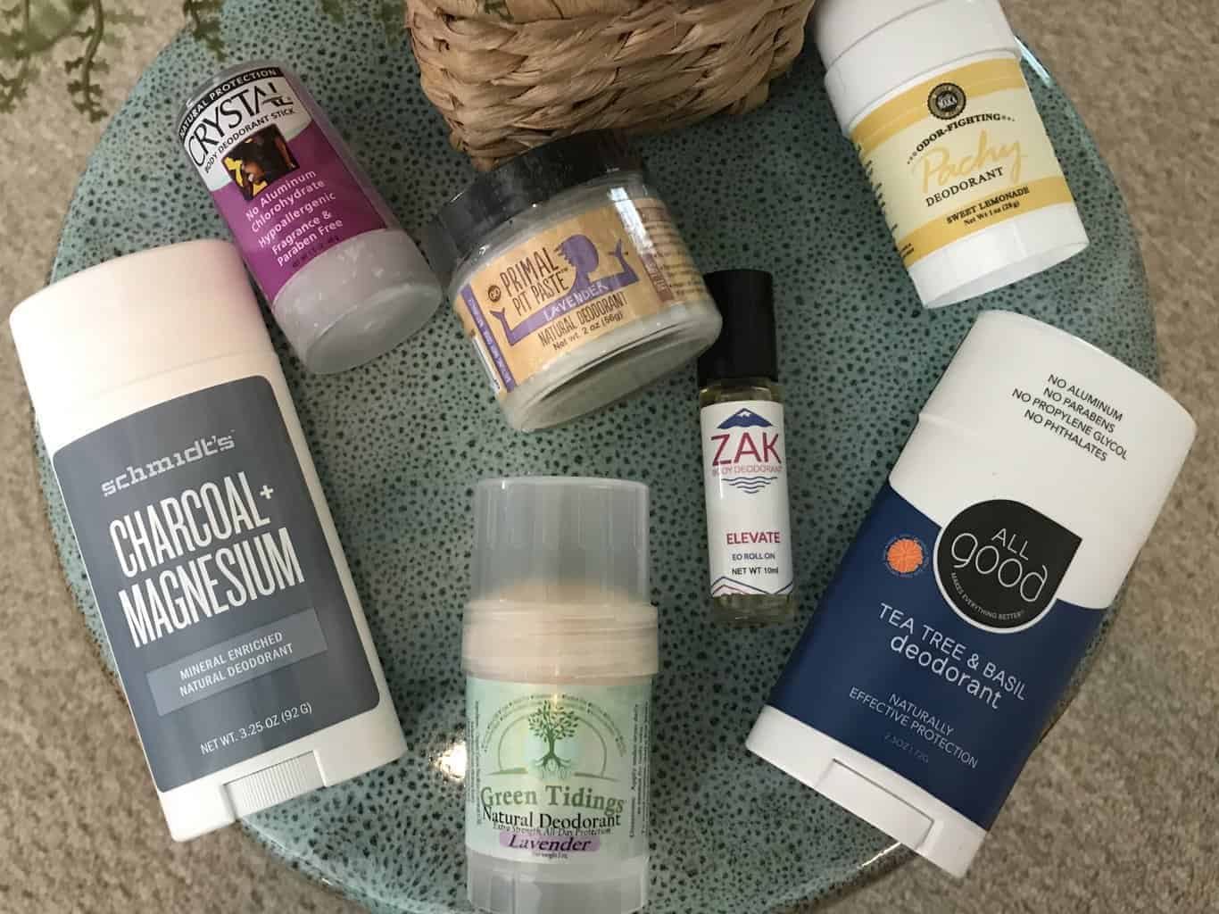 Best Natural Deodorant Brands, all Made in the USA • USA