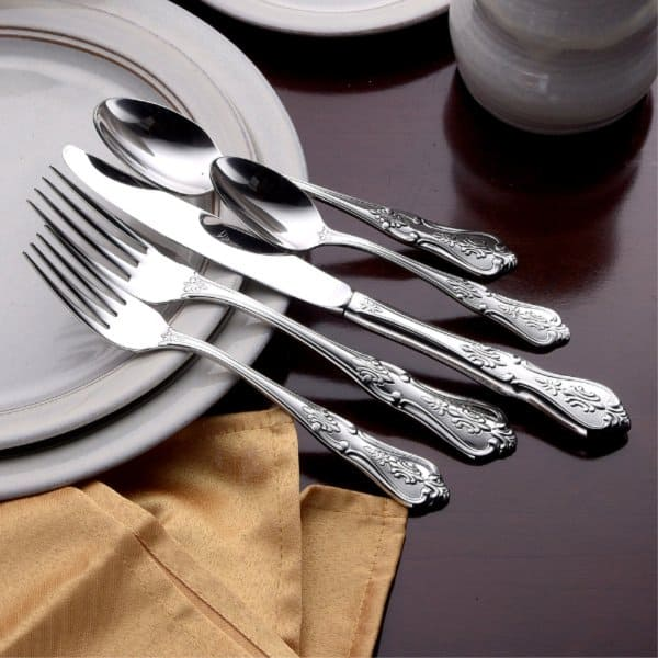 Liberty Tabletop Kensington 45 piece set #thanksgiving #dinner #tableware