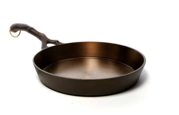 Made in USA Cookware: Nest Homeware cast iron pans #usalovelisted