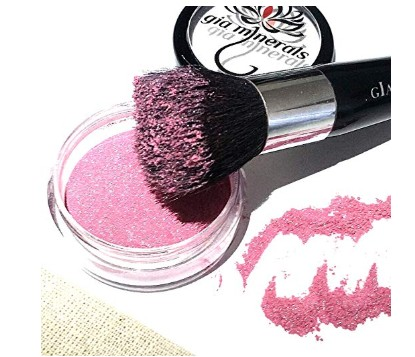 Made in USA beauty products: Gia Minerals makeup #usalovelisted