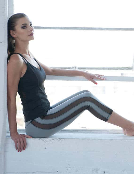 Fashion Fitness Wear: Nina B Roze #usalovelisted