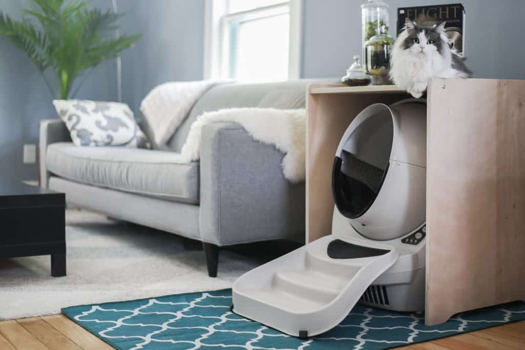 Litter-Robot Reviewed - American Made Litter Box - automatic self-cleaning litter box