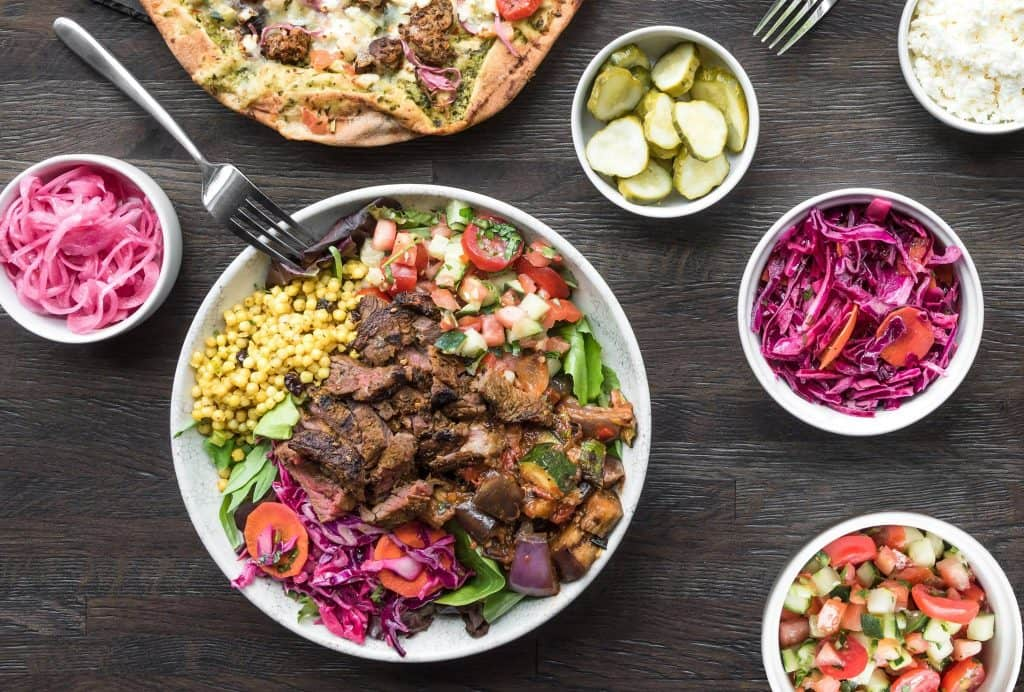 Healthy Restaurants Across The USA - Roti Modern Mediterranean Reviewed