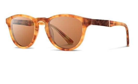 Made in USA sunglasses: Shwood sunglasses, made in Oregon #usalovelisted