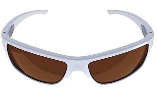 Made in USA Sunglasses: Charlie V. wrap around sport sunglasses #usalovelisted