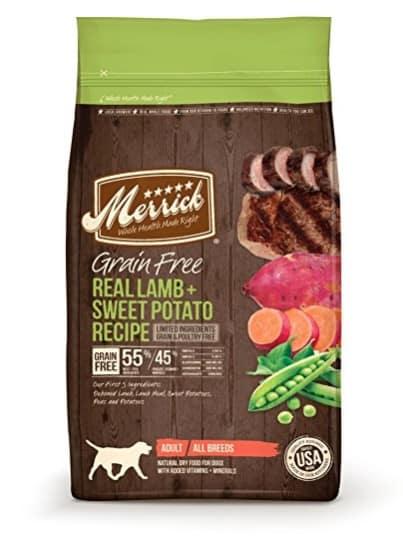 Natural Pet Food Made in USA: Merrick dog food and cat food #usalovelisted #petcare
