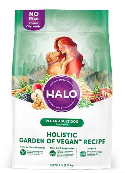 Natural pet food made in USA: Halo pet food for cats and dogs