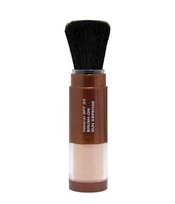 Made in USA Sunscreen: Mineral Fusion Brush on Defense #usalovelisted
