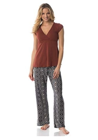 Perfect Pajamas made in USA: Majamas ecofriendly loungewear and pajamas #usalovelisted #pajamas